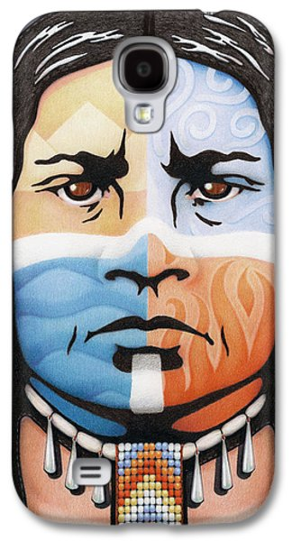 Fabric Of Harmony Galaxy S4 Case by Amy S Turner