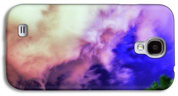 Nebraskasc Galaxy S4 Case - Faces In The Clouds 002 by NebraskaSC