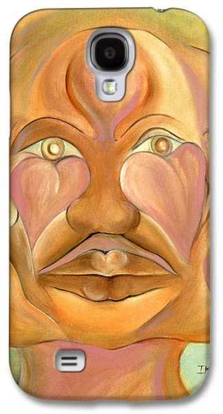 Faces Of Copulation Galaxy S4 Case by Ikahl Beckford