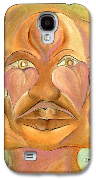Faces Of Copulation Galaxy S4 Case