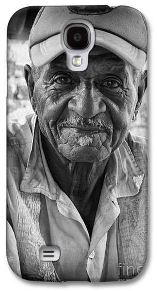 Faces Of Cuba The Gentleman Galaxy S4 Case by Wayne Moran