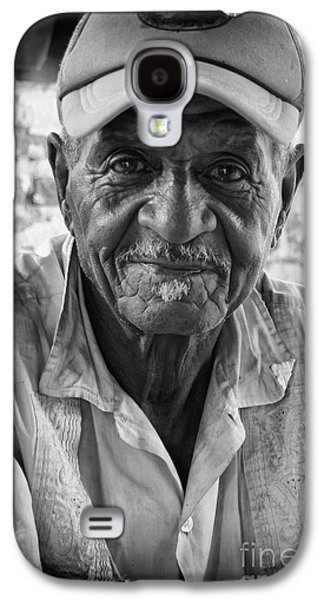 Faces Of Cuba The Gentleman Galaxy S4 Case