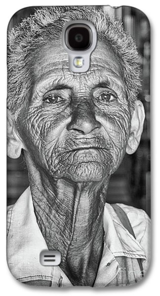 Faces Of Cuba The Woman In Need Galaxy S4 Case