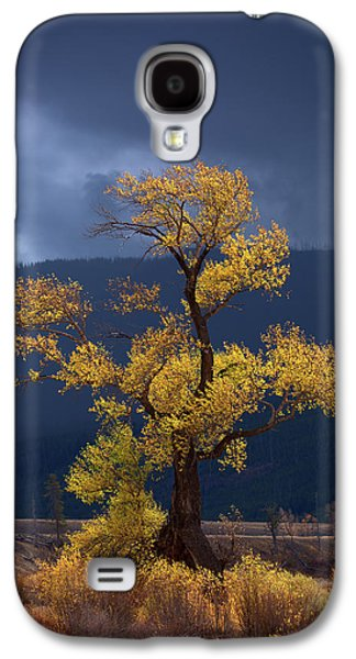 Facing The Storm Galaxy S4 Case