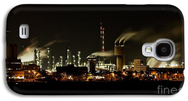 Factory Galaxy S4 Case by Nailia Schwarz