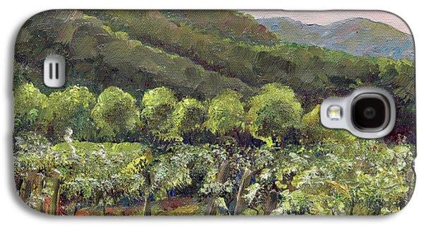 Fainting Goat Valley - Vineyards -  Jasper, Ga Galaxy S4 Case