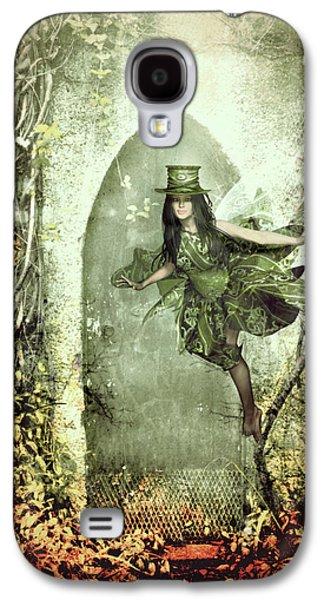 Fairy Cottage Galaxy S4 Case