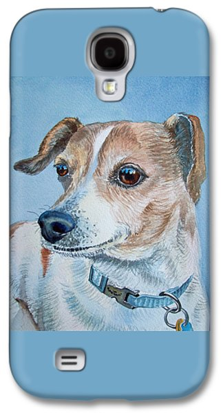 Beloved Dog Commission By Irina Sztukowski  Galaxy S4 Case