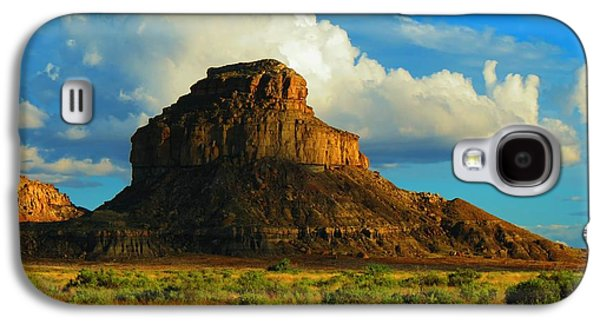 Fajada Butte At Days End Galaxy S4 Case by Feva Fotos