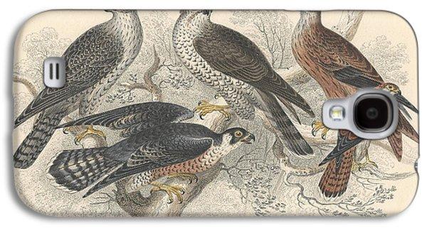 Falcons Galaxy S4 Case by Anton Oreshkin