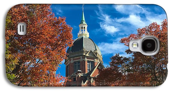 Fall And The Dome Galaxy S4 Case