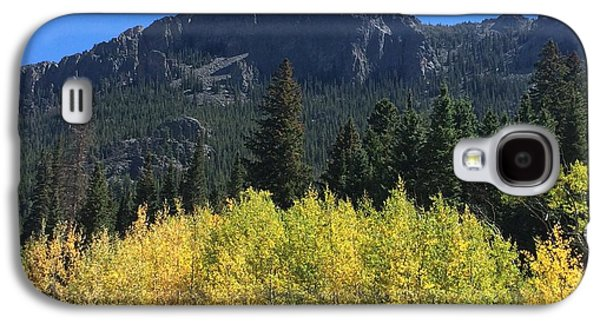 Fall At Twin Sisters Galaxy S4 Case