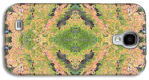 Galaxy S4 Case featuring the photograph Fall Color Kaleidoscope by Bill Barber