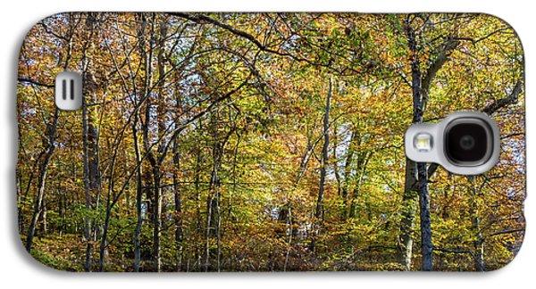 Fall Colors Of Rock Creek Park Galaxy S4 Case
