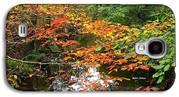Fall Is In The Air Galaxy S4 Case