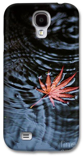Fallen Red Galaxy S4 Case by Mike Reid