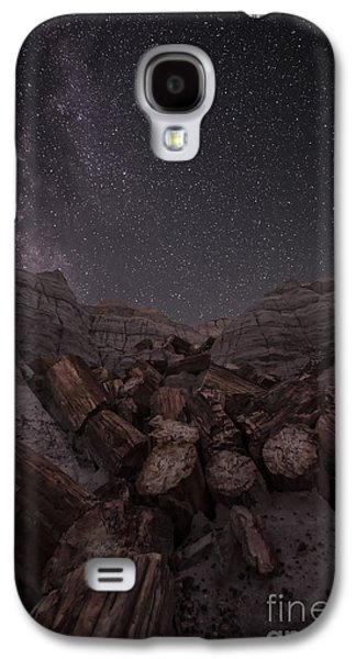 Falling Galaxy S4 Case by Melany Sarafis