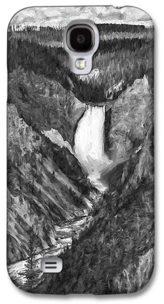 Falling Yellowstone IIi Galaxy S4 Case