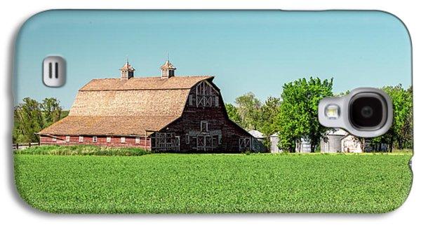 Fallon County Farm Galaxy S4 Case