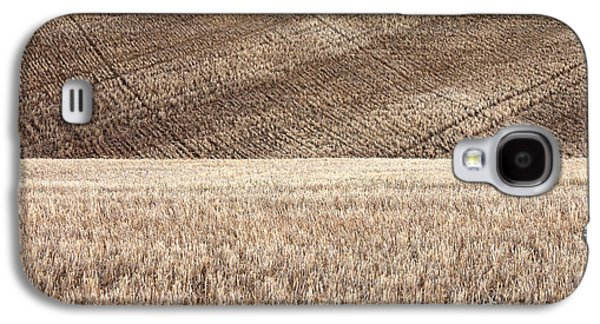 Fallow Field Galaxy S4 Case by Todd Klassy