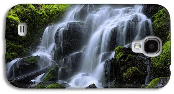 Fairy Galaxy S4 Case - Falls by Chad Dutson