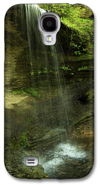 Falls In Spring Galaxy S4 Case by Pamela Peters