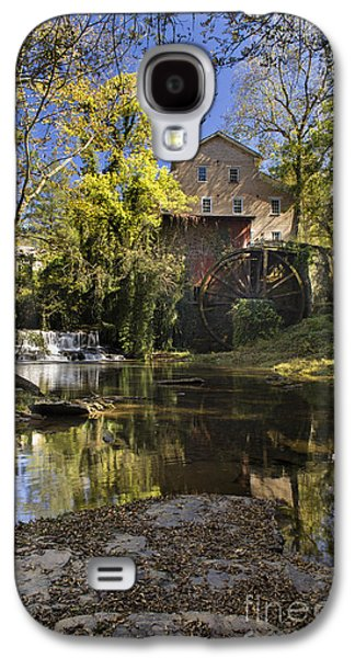 Falls Mill - D009770 Galaxy S4 Case by Daniel Dempster