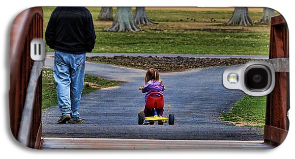 Family - A Father's Love Galaxy S4 Case by Paul Ward