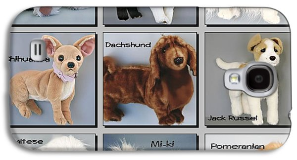 Famous Dogs Galaxy S4 Case by David and Lynn Keller