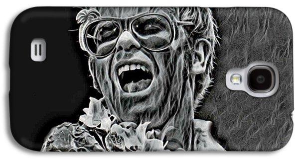 Famous Elton John Galaxy S4 Case