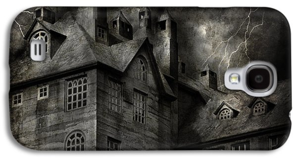 Fantasy - Haunted - It Was A Dark And Stormy Night Galaxy S4 Case