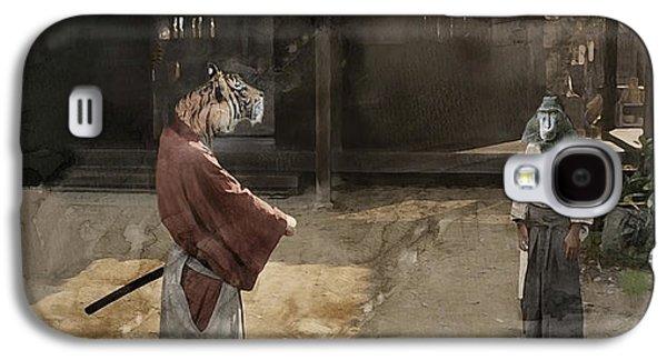 Surreal Art 45 Galaxy S4 Case by Jani Heinonen