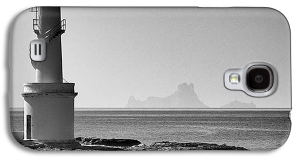 Amazing Galaxy S4 Case - Far De La Savina Lighthouse, Formentera by John Edwards
