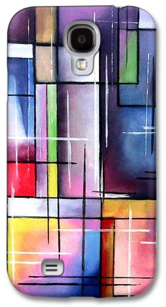 Farbenspiel Galaxy S4 Case
