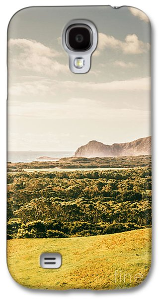 Travel Galaxy S4 Case - Farm Fields To Seaside Shores by Jorgo Photography - Wall Art Gallery