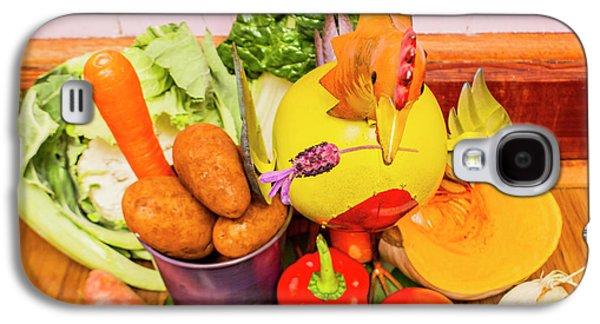 Farm Fresh Produce Galaxy S4 Case by Jorgo Photography - Wall Art Gallery