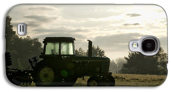 Farming John Deere 4430 Galaxy S4 Case by Thomas Woolworth