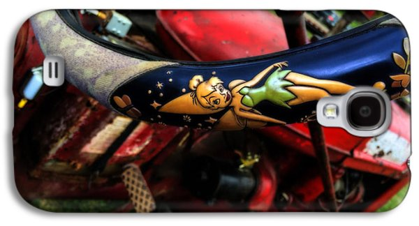 Farming With Tinker Bell  Galaxy S4 Case by Steven Digman