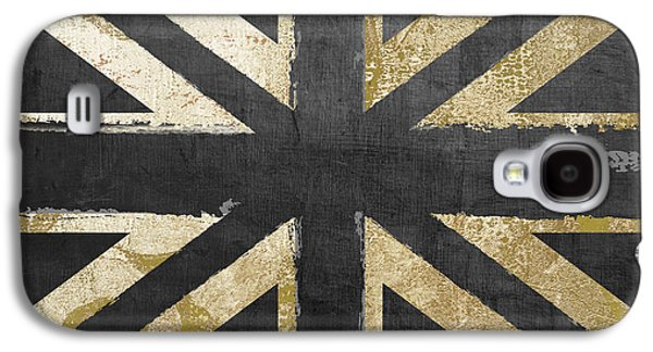Fashion Flag United Kingdom Galaxy S4 Case by Mindy Sommers