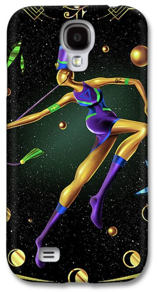 Fashion Goddess No. 4 Galaxy S4 Case