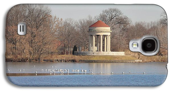 Fdr Park - South Philadelphia Galaxy S4 Case by Bill Cannon