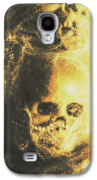 Spider Galaxy S4 Case - Fear Of The Capture by Jorgo Photography - Wall Art Gallery