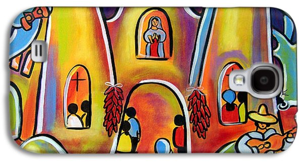 Feast Day Celebration Galaxy S4 Case