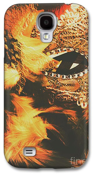 Feathers And Femininity  Galaxy S4 Case by Jorgo Photography - Wall Art Gallery