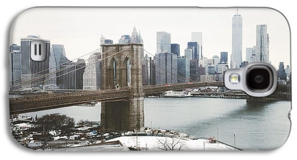 February Freeze Galaxy S4 Case by Natasha Marco