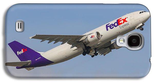 Fedex Airplane Galaxy S4 Case