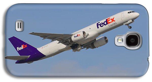 Fedex Jet Galaxy S4 Case