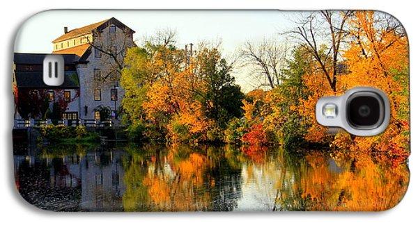 Feed Mill Fall Glow Galaxy S4 Case