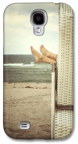 Female Body Galaxy S4 Cases - Feet Galaxy S4 Case by Joana Kruse