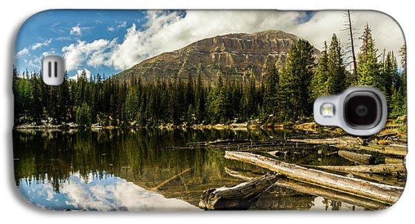 Fehr Lake Galaxy S4 Case by TL Mair